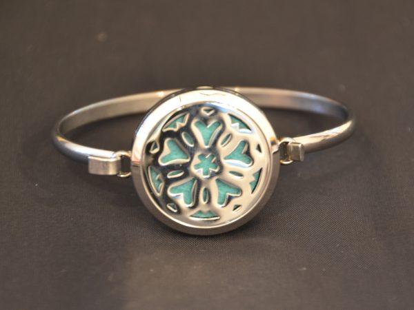 Aromatherapy Bracelet Large - Flower