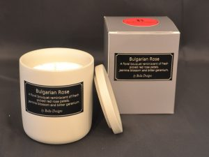 Aromatherapy Soy Aromatherapy Soy Candle - Bulgarian Rose All