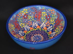 Turkish Bowls Large - Light Blue