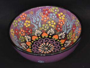 Turkish Bowls Large - Purple