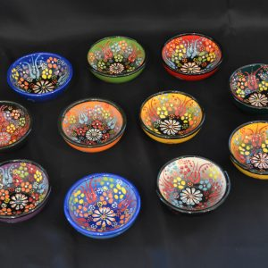 Turkish Bowls Small - Assorted