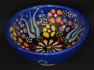 Turkish Bowls Small - Dark Blue