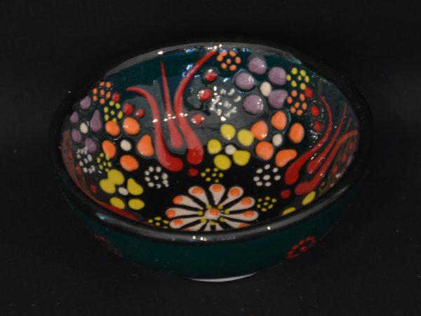 Turkish Bowls Small - Dark Green