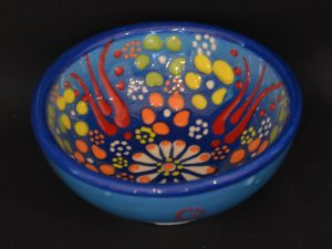 Turkish Bowls Small - Light Blue