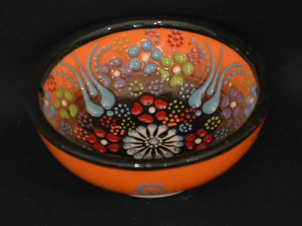 Turkish Bowls Small - Orange