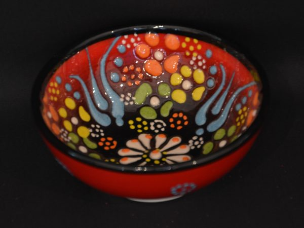 Turkish Bowls Small - Red
