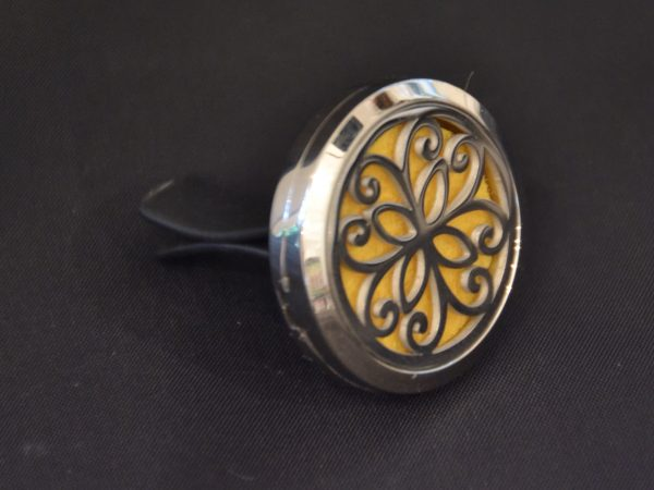 Aromatherapy Car Diffuser - Floral Side