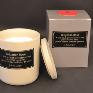 Soy Candle - Bulgarian Rose All