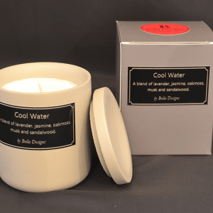 Soy Candle - Cool Water All