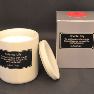 Soy Candle - Oriental Lilly All
